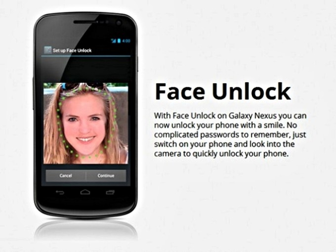 Unlock A Smartphone Just By Looking At It