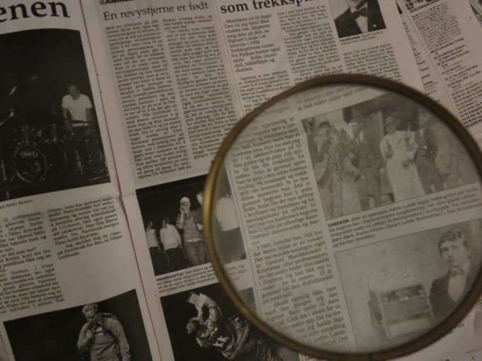 Find future epidemics through old newspapers