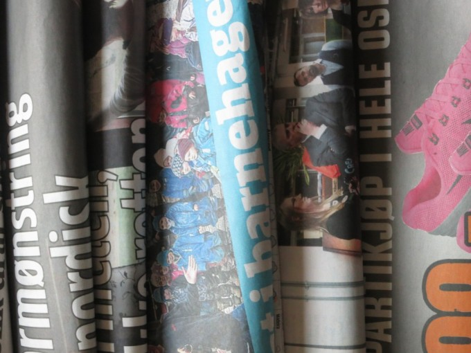 Should young children learn to read newspapers?