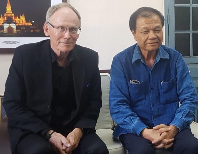 A step forward in Laos