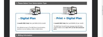 Newspaper paywalls is growing